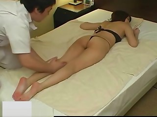 Asian Massage Inclusive Giving A Special Massage