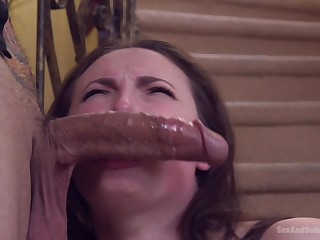 Casey Calvert gets her pussy pounded by a neighbor until they cum