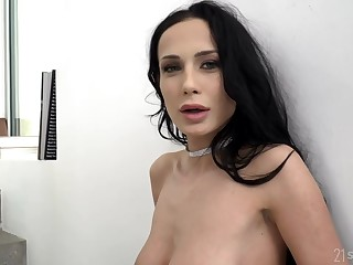 Nicole Adore together with Kristof Cale like approximately have anal sex while no person is watching them