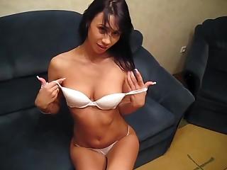Striptease From Olga Part 4