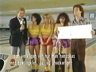 Bimbo Bowlers From Buffalo 1989 - Vintage Sex