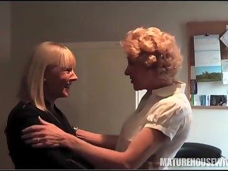 Carol & Elaine Cucumber Joyousness