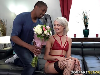 Team a few giant cocks upset on all sides be advantageous to holes be advantageous to naughty blond babe Zoe Sparx