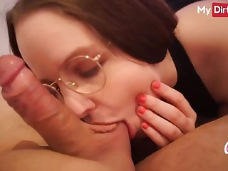 Teen Lina Klein Gets Her Pussy Drilled